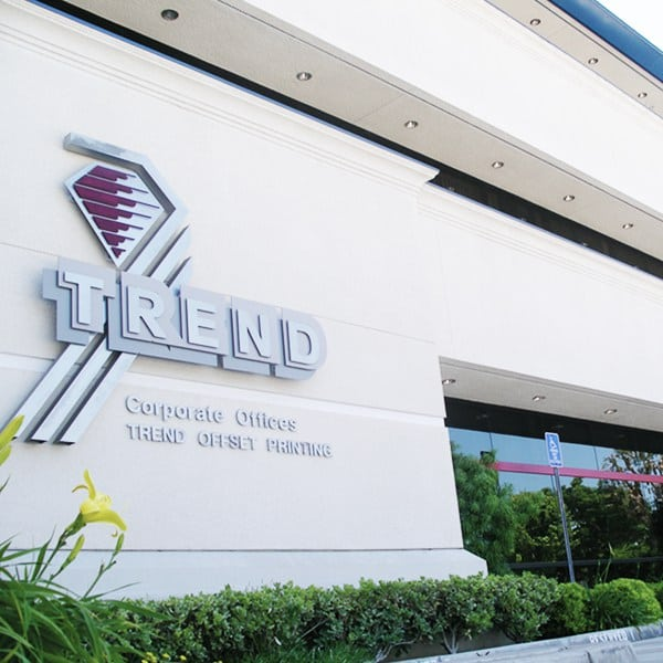 STRATEGIC CORPORATE PARTNERSHIP WITH TREND OFFSET PRINTING SERVICES, Inc.