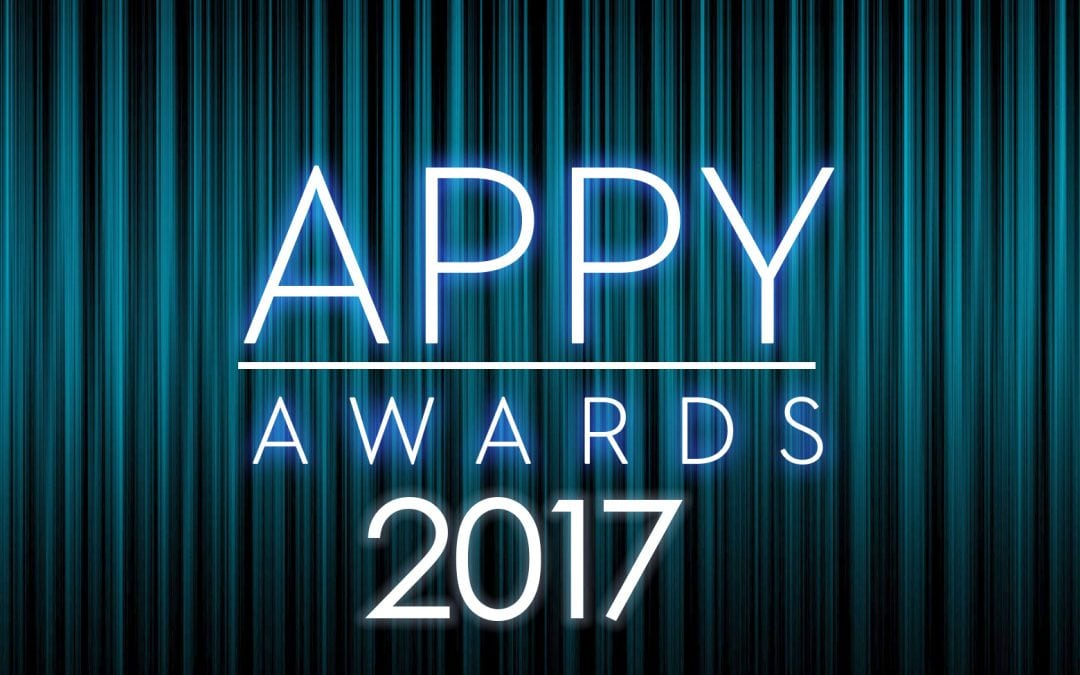2017 APPY Awards and Networking Reception  Save the Date!